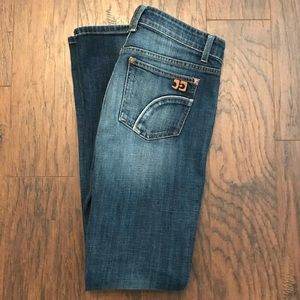 Joe's Jeans The Best Friend Fit Size 28 Denim